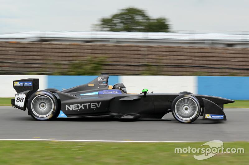Олівер Турве, NEXTEV TCR Formula E Team