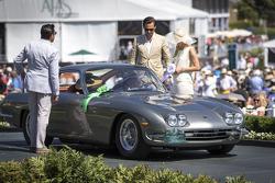 Raphael Gabay, Lamborghini 400 GT Touring Coupe 1966
