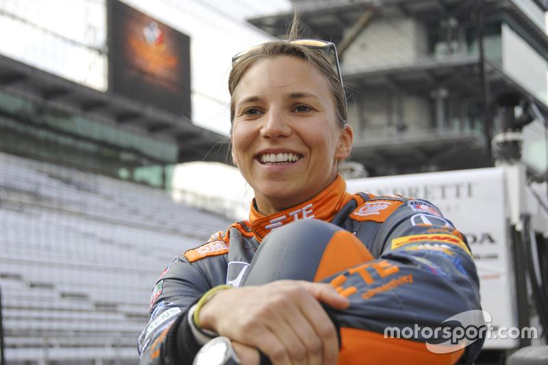 Simona de Silvestro (IndyCars, Formel 1, Formel E, V8-Supercars)