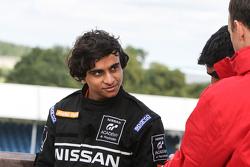 Indian participant