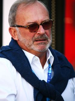 Didier Coton, Driver Manager