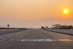 The sun sets on Miller Motorsport Park
