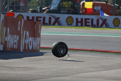 A wheel from Matthew Parry, Koiranen GP