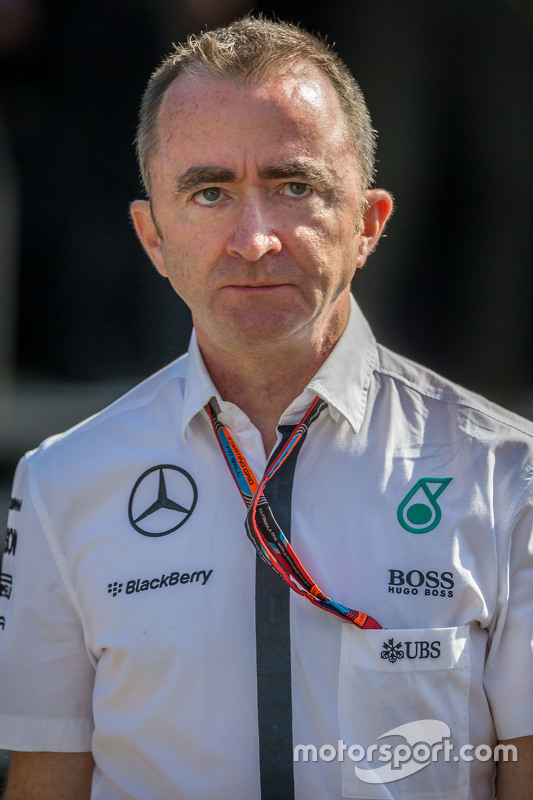 Paddy Lowe, Mercedes AMG F1 Executive Director,