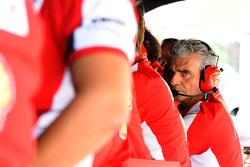 Маурицио Арривабене, Ferrari