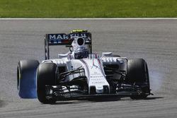 Valtteri Bottas, Williams, FW37