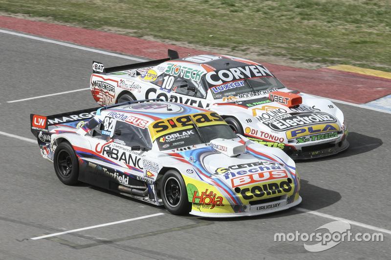 Mauricio Lambiris, Coiro Dole Racing Torino, dan Juan Marcos Angelini, UR Racing Dodge