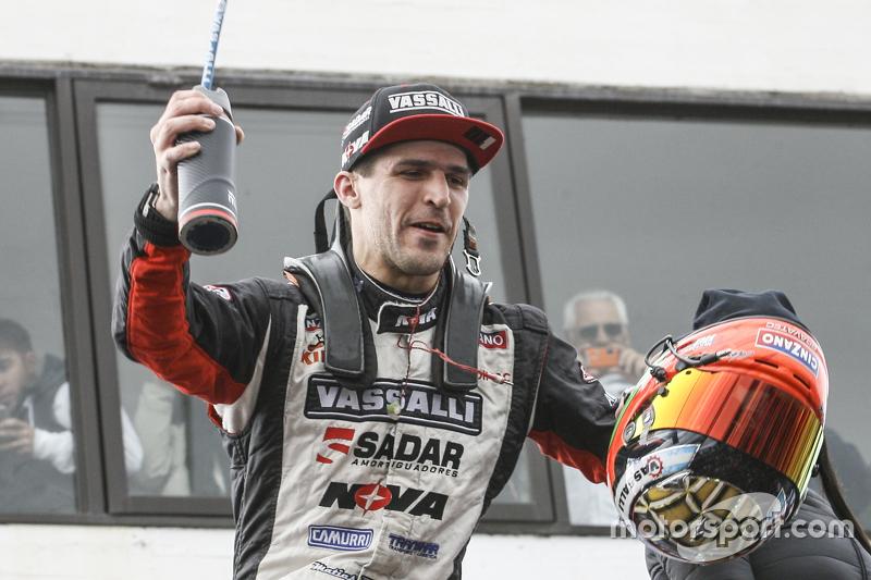 Ganador, Matias Rossi, Donto Racing Chevrolet