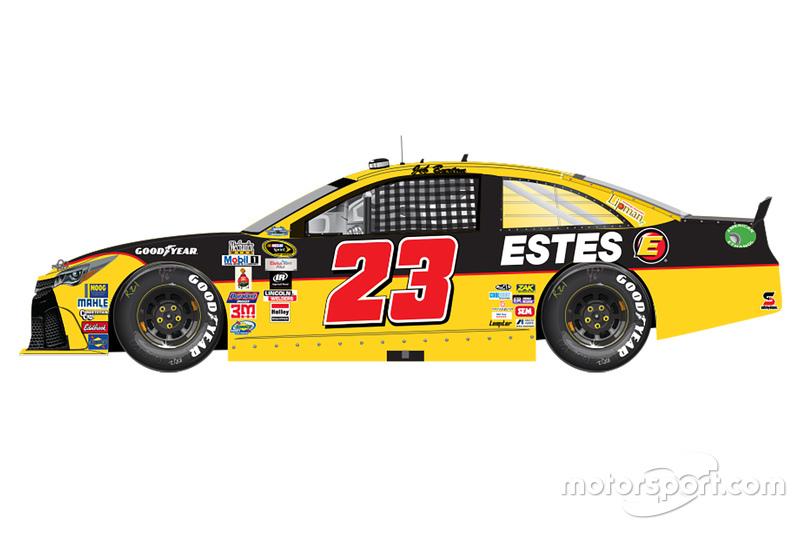 Jeb Burton, BK Racing Toyota