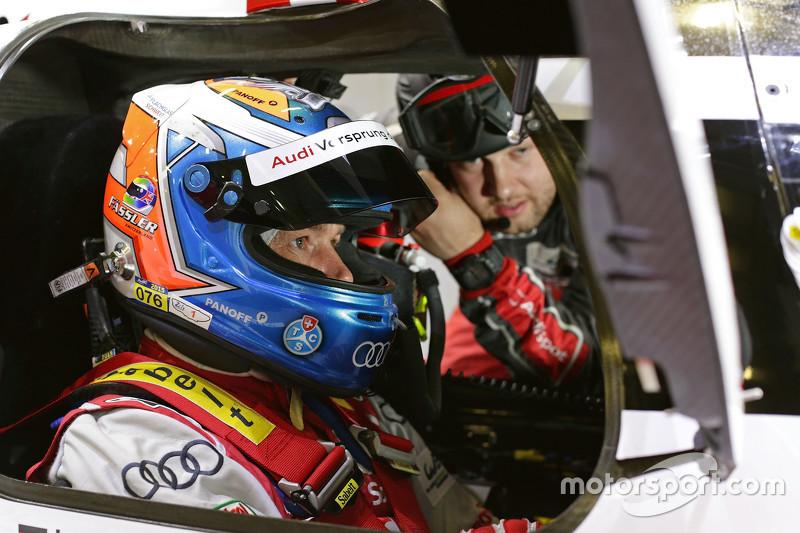 Marcel Fassler, Audi Sport Team Joest