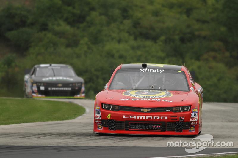 Майкл Селф, Chevrolet
