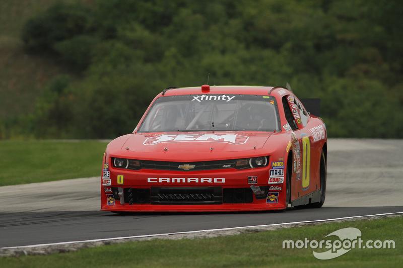 Lawson Aschenbach, Chevrolet