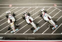 Машины после финиша