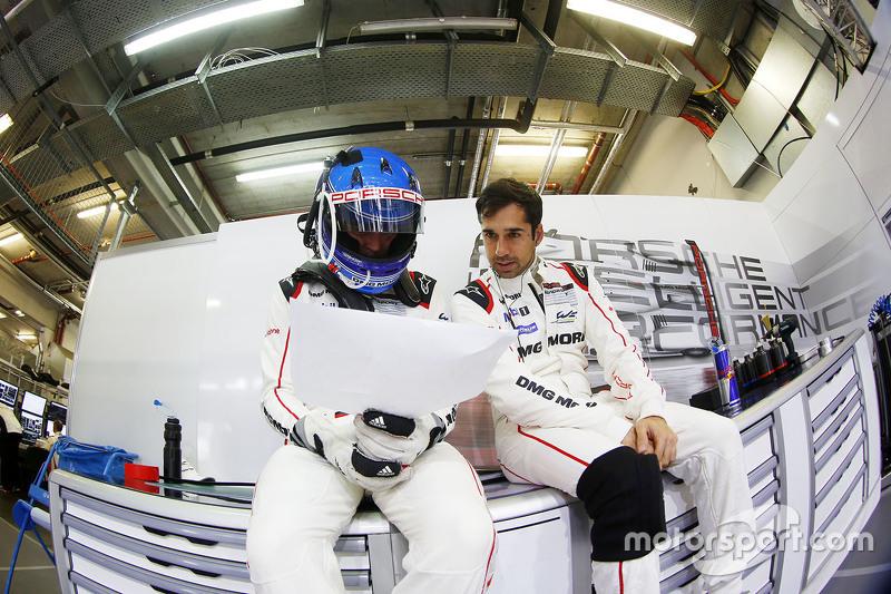 Марк Ліб, Ніл Яні, Porsche Team