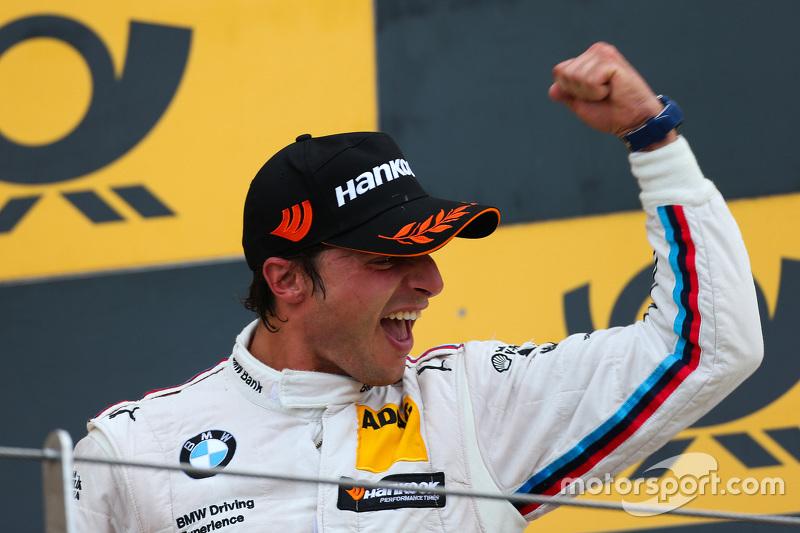 Posisi ke-3 Bruno Spengler, BMW Team MTEK BMW M4 DTM
