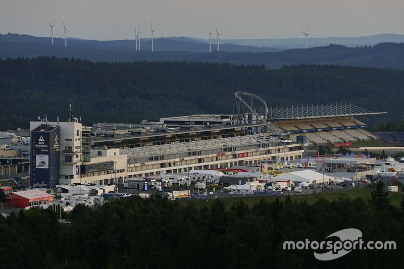 Sunrise of the Nürburgring