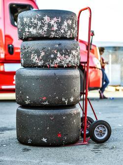 Championship Firestone tires