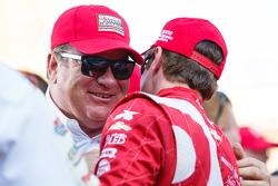Chip Ganassi met Scott Dixon, Chip Ganassi Racing Chevrolet