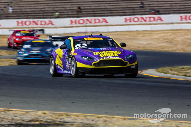 #62 Klenin Performance Racing Aston Martin GT4: Mark Klenin