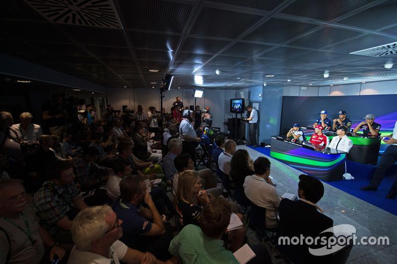 Medya FIA Basın Konferansı
