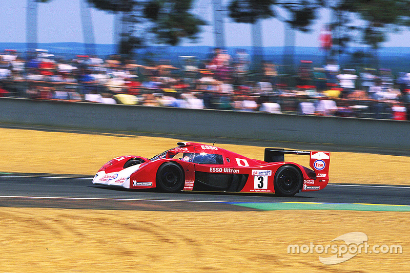 1999: Toyota GT-One