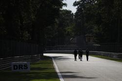 Meindert van Buuren, MP Motorsport e Rene Binder, MP Motorsport