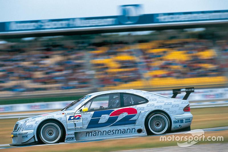 2000: Mercedes-Benz CLK