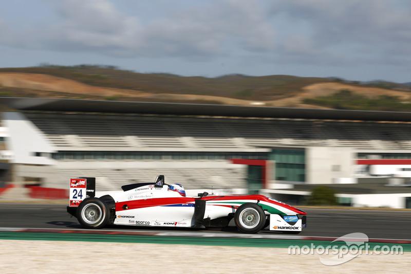 Nick Cassidy, Three Bond with T-Sport Dallara F314 NBE