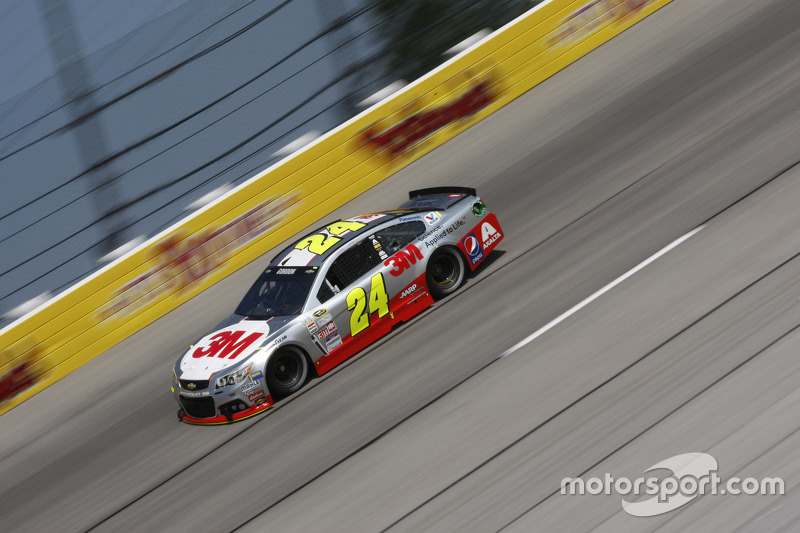 Jeff Gordon met 3M