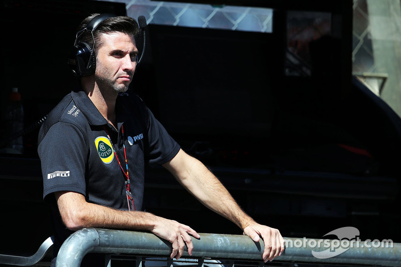 Меттью Картер, Lotus F1 Team CEO