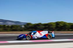 #21 SMP Racing BR01 Nissan: Maurizio Mediani, David Markozov, Nicolas Minassian