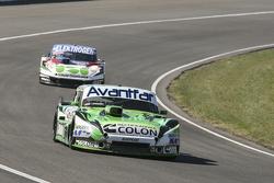 Хуан Баутіста де Бенедіктіс, di Meglio Motorsport Ford та Матіас Нолезі, Nolesi Competicion Ford