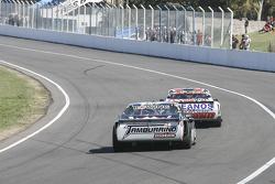 Діего де Карло, JC Competicion Chevrolet та Мартін Серрано, Coiro Dole Racing Dodge