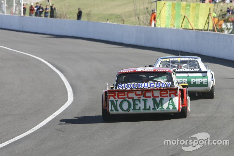 Маріано Алтуна, Altuna Competicion Chevrolet та Еміліано Спатару, UR Racing Dodge