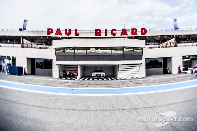 Paul Ricard circuit detail