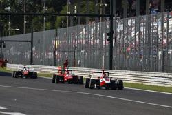 Esteban Ocon, ART Grand Prix voor Kevin Ceccon, Arden International en Luca Ghiotto, Trident