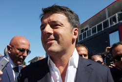 Matteo Renzi, Primo Ministro Italiano
