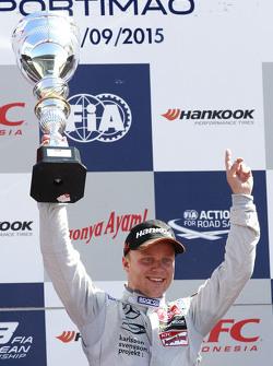 1. im 3. Rennen: Felix Rosenqvist, Prema Powerteam