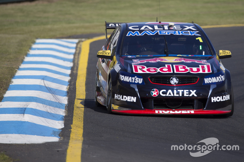 Jamie Whincup und Paul Dumbrell, Triple Eight Race Engineering Holden