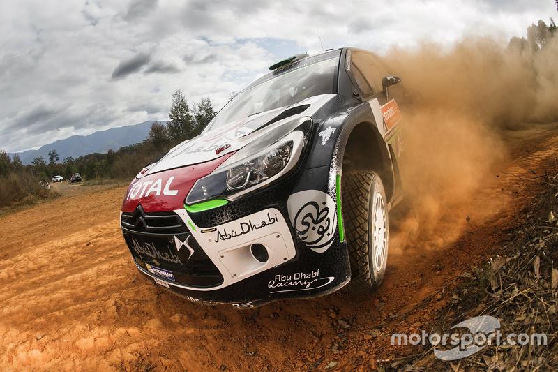 Стефан Лефевр та Стефан Прево, Citroën DS3 WRC, Citroën World Rally Team