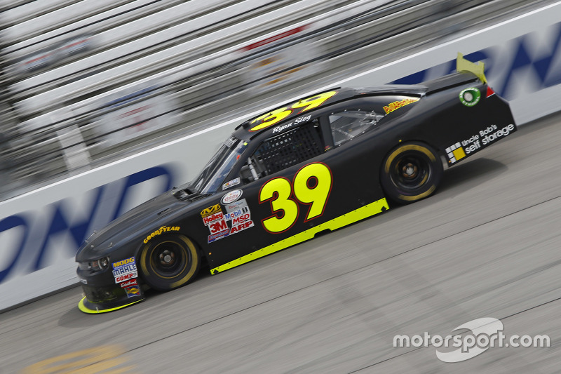 Ryan Sieg, RSS Racing Chevrolet