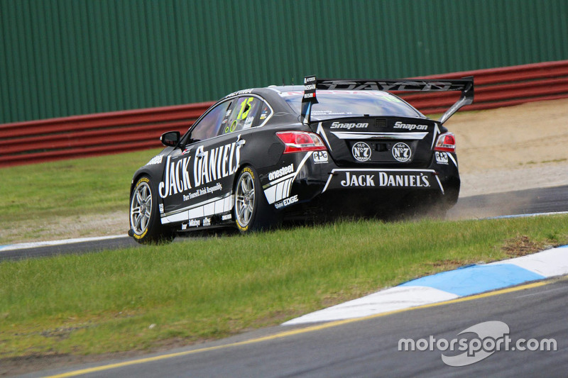 Rick Kelly and David Russell, Nissan Motorsports