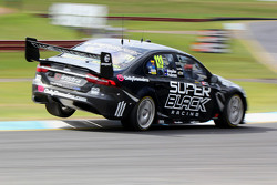 Andre Heimgartner und Ant Pedersen, Super Black Racing Ford