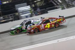 Dakoda Armstrong, Richard Petty Motorsports and Ross Chastain, JD Motorsports Chevrolet