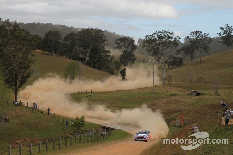 Даніель Сордо та Марк Марті, Hyundai i20 WRC, Hyundai Motorsport