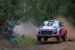 Daniel Sordo та Марк Марті, Hyundai i20 WRC, Hyundai Motorsport