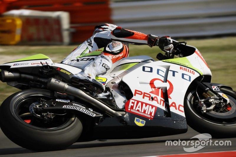 Yonny Hernandez, Pramac Racing Ducati