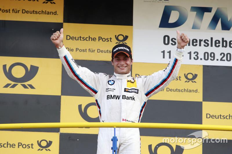 Podium: Bruno Spengler, BMW Team MTEK BMW M4 DTM