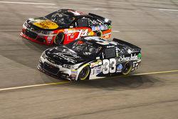 Брайн Скотт, Chevrolet та Тоні Стюарт, Stewart-Haas Racing Chevrolet