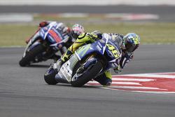 Valentino Rossi et Jorge Lorenzo, Yamaha Factory Racing